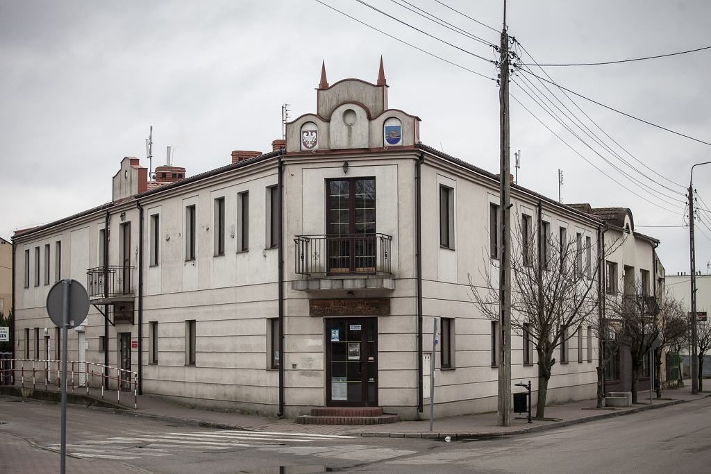 Muzeum Ziemi Tłuszczańskiej na rogu Kościuszki i Grzelaka fot: Tomasz Kaczor