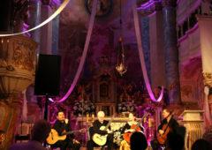 3_FESTIWAL-PERŁA-BAROKU-2019-3-Cracow-Guitar-Quartet- foto anna Szarek